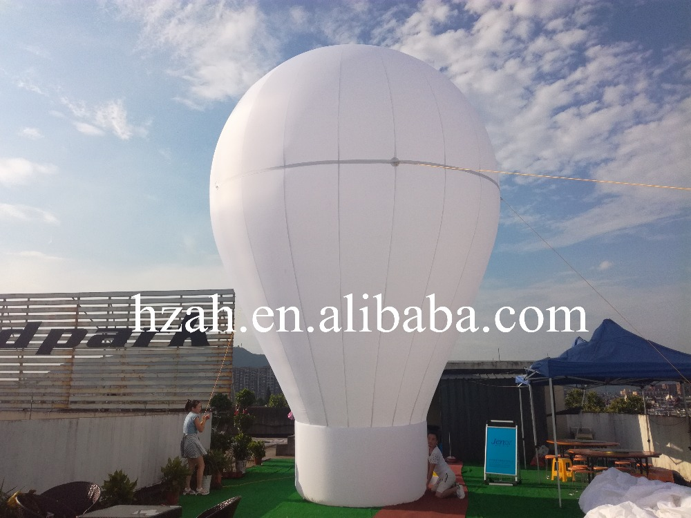 Giant standing inflatable ground balloon for decoration giant inflatable balloon for decoration and advertisements