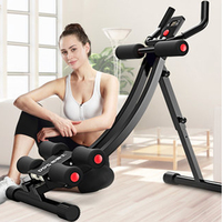 Free 150kg AB Roller Fitness Equipment Coaster Breaststroke Abdomen Trainer Athlete Draw In Contract gym Carry Buttock Breast