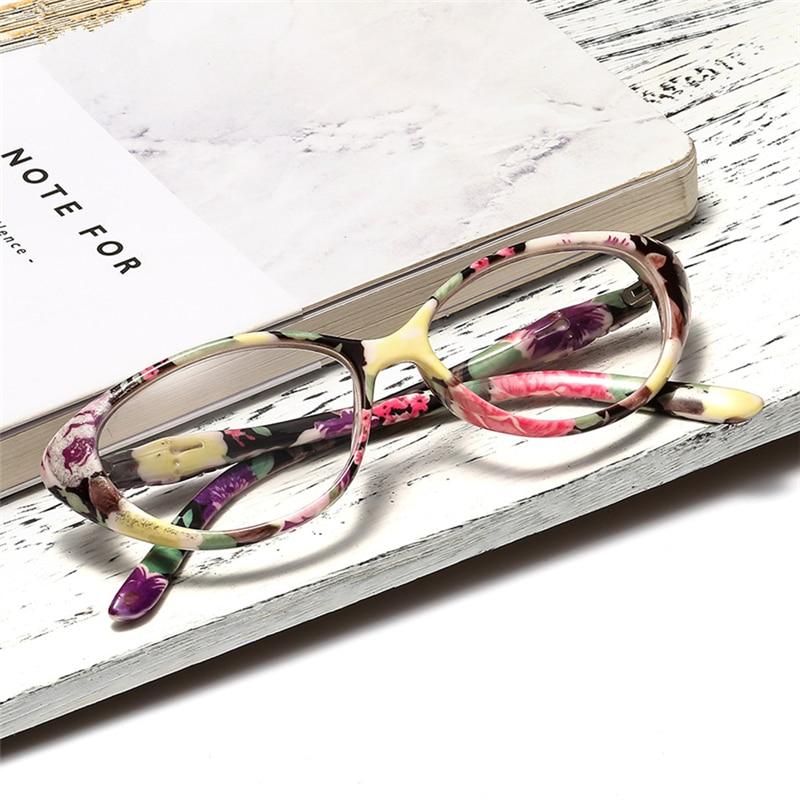 Nett Hohe Qualität Katze Eye Oval Lesebrille Frauen Leichte Harz Presbyopie Lesen Brillen Damenbrillen 1,0 1,5 2,0 2,5 3,0 3,5 Um Sowohl Die QualitäT Der ZäHigkeit Als Auch Der HäRte Zu Haben