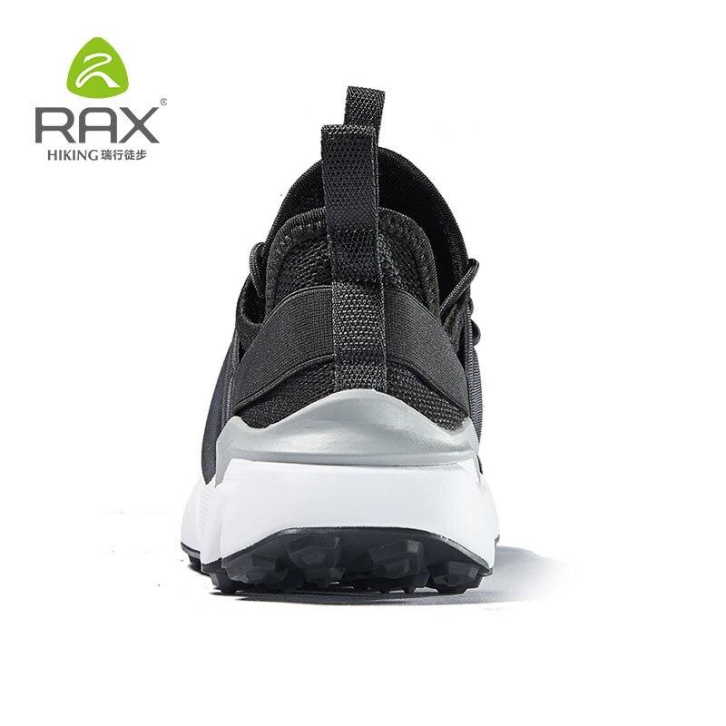 RAX Для мужчин кроссовки Открытый Спортивная обувь для Для мужчин дышащая прогулочная обувь для бега кроссовки легкие треккинговые ботинки ...