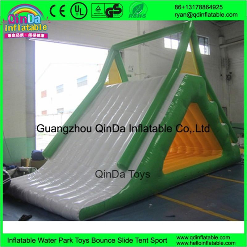 inflatable floating water slide41