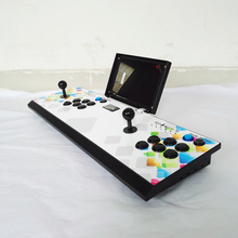arcade joystick game console,BUILT-IN Pandora's Box 9D multi games board Double game console цена 2017