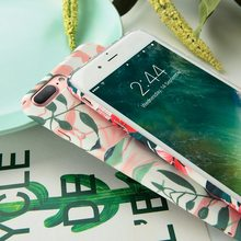 Tropical leaves Case For Samsung