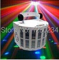 Led effet disco lumière 6 pièces * 3 W RGBWY led mini Effet Lumière Wuji épée pour disco lumière