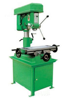ZX 16 Mini Type High Precision Drilling And Milling Machine