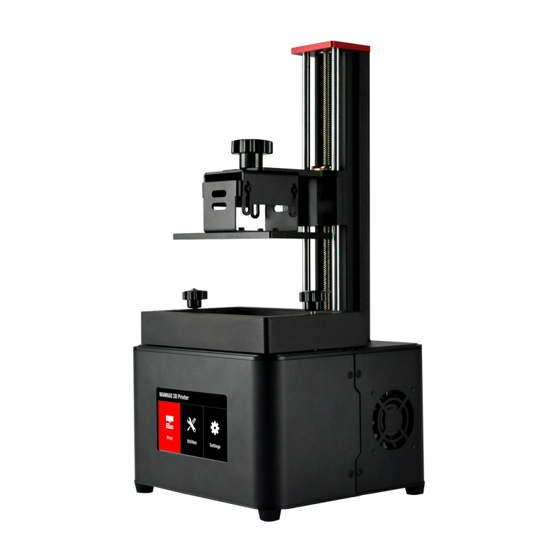 Wanhao D7 plus 3D printer machine SLA china manufacturer DIY 3D color printer with resin china factory directly supply and bottom price figure shape sls sla 3d printer rapid prototype