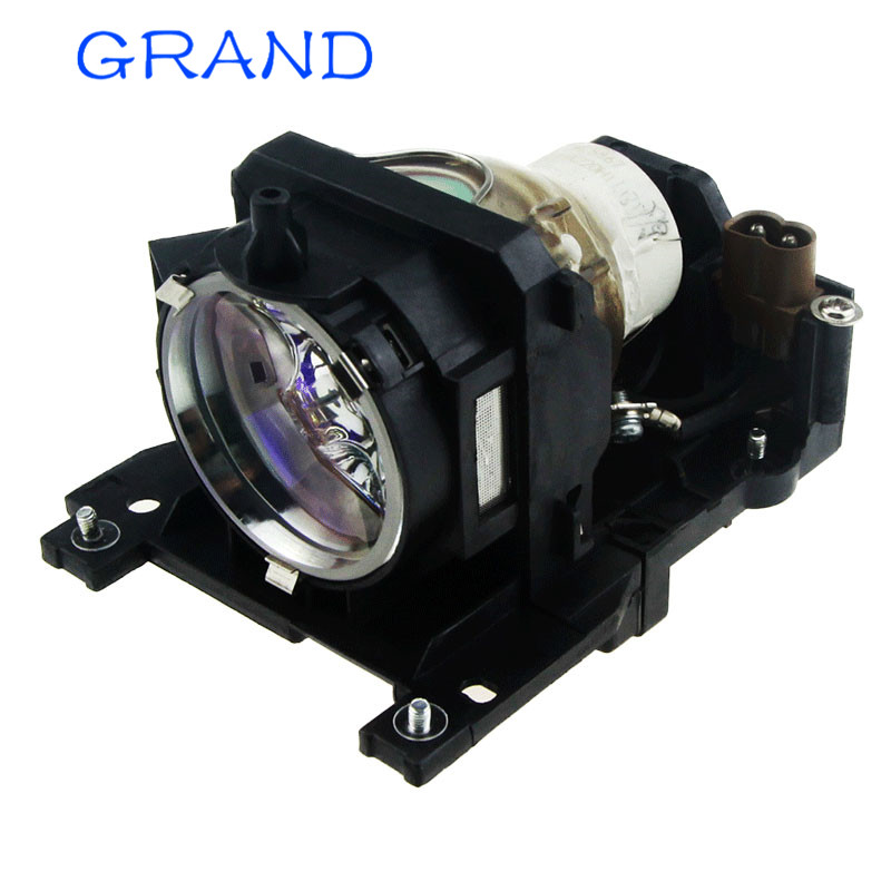 Compatible projector bulb  DT00841 for projector CP-X200 /X205/X300/X305/X308/CP-X400/CP-X417/ED-X30/X32 with housing HAPPY BATE compatible projector lamp bulb dt01151 with housing for hitachi cp rx79 ed x26 cp rx82 cp rx93