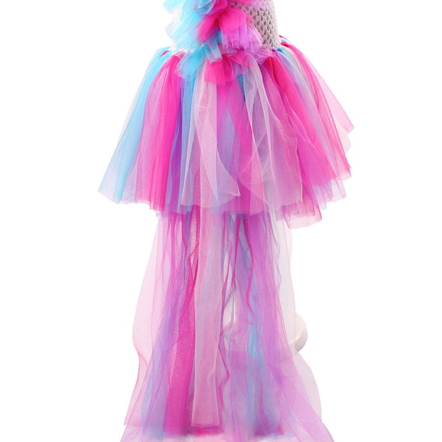 Princesa caballo unicornio bullicio vestido del tutú chicas del arco ...