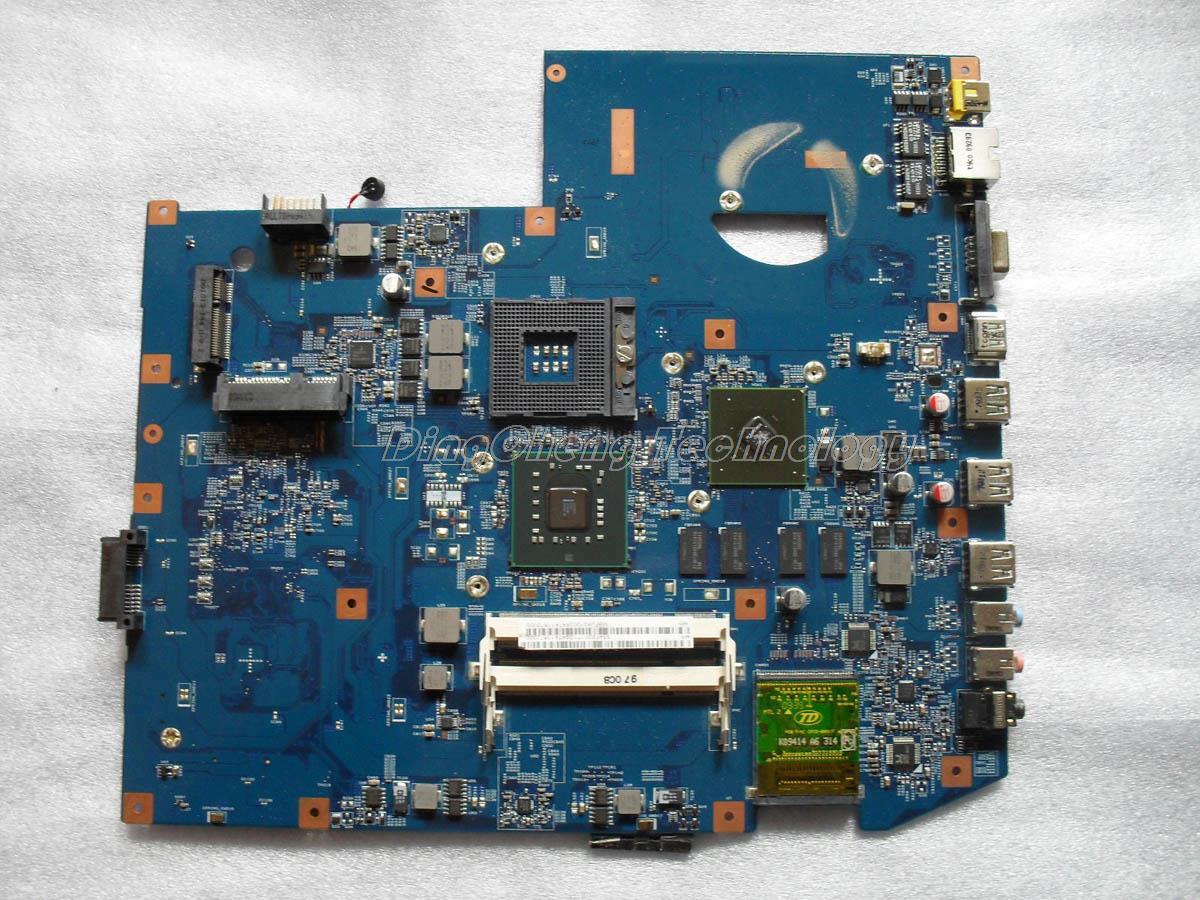 HOLYTIME laptop Motherboard For Acer 7736 7736z 7736g MBPJA01002 48.4FX01.01M JV71-MV MB 09242-1M DDR2 PM45HOLYTIME laptop Motherboard For Acer 7736 7736z 7736g MBPJA01002 48.4FX01.01M JV71-MV MB 09242-1M DDR2 PM45