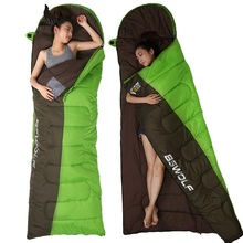 Warm Envelope Sleeping Bag