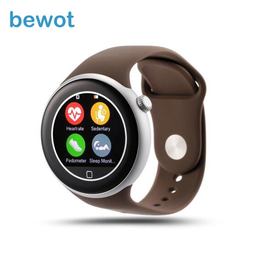 2016 Smart watch C1 Wristwatch Stylish Design Waterproof Bluetooth Heart rate monitor SmartWatch Tracker for IOS