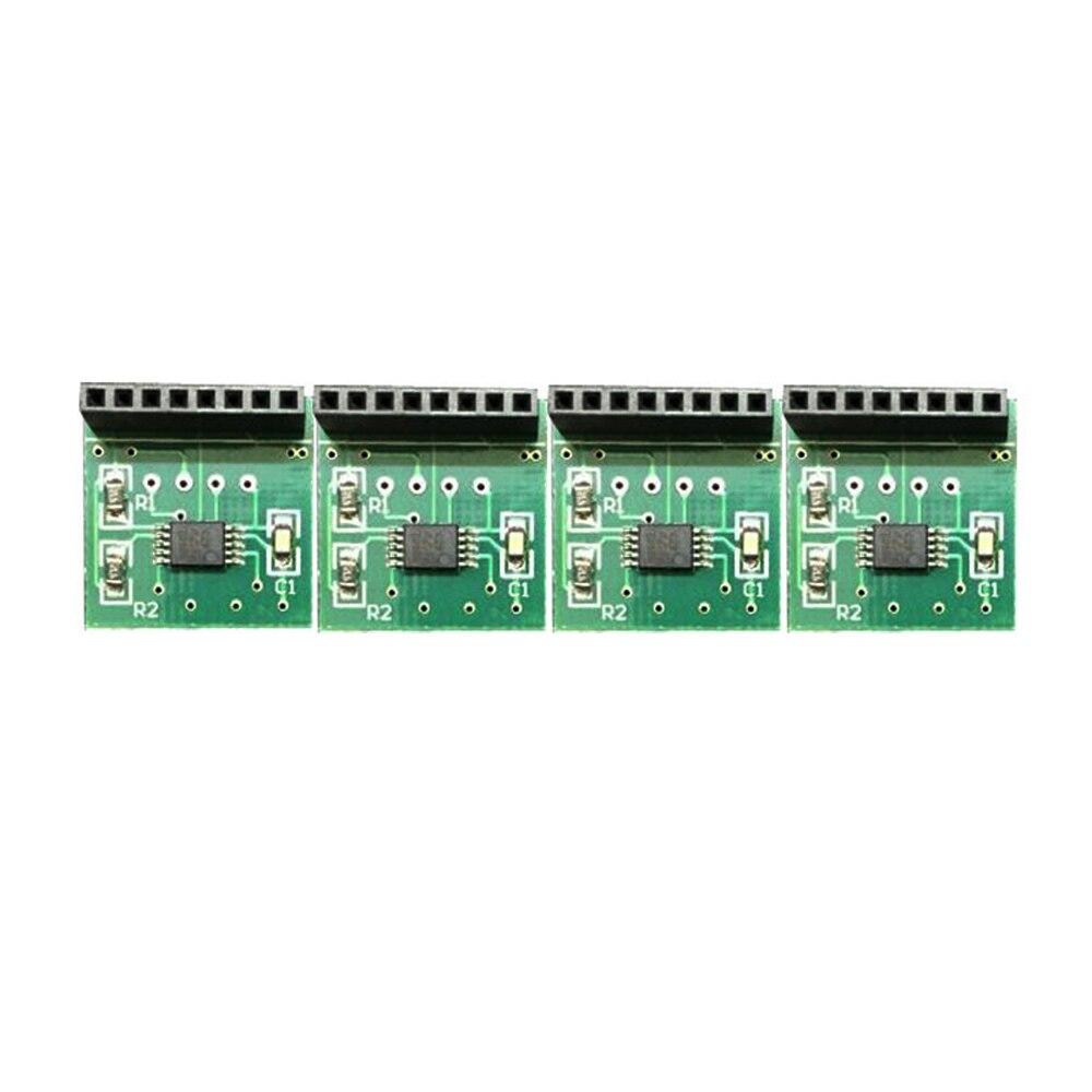 1 компл. 4 шт. высокого качества D5800 чип декодер принтер плате чип для hp 5800 D5800 принтера серии