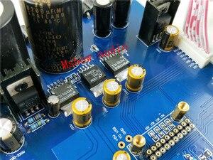 Image 3 - 2017 NOVA HIFI AK4497 preamp DAC decodificador de áudio Digital suporta DSD atualização AK4495SEQ opção XU208 XMOS USB ou Amanero