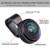 Apexel Óptica Pro lente 8mm 238 grados Ultra ojo de fotograma completo lente Super gran angular para iPhone Android teléfono Nodark círculo
