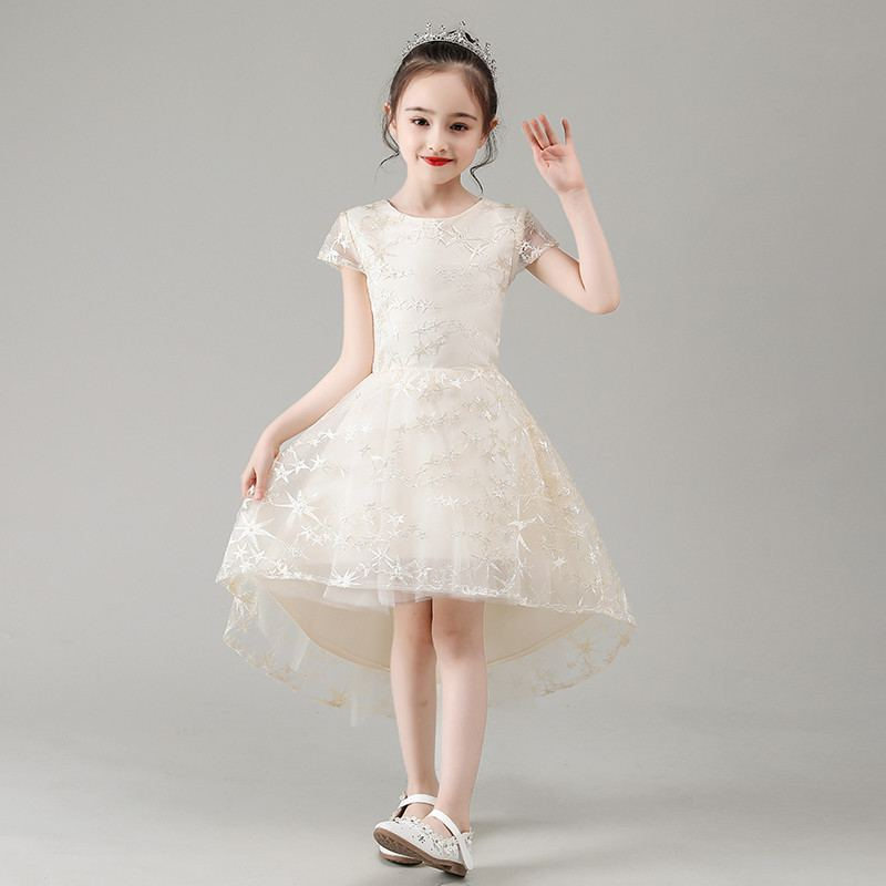 2019 New Teenage Girl Mesh Embroidery Princess Dress Kids Dresses For Girls Wedding Birthday Party Baby Girl Clothes Vestido F772019 New Teenage Girl Mesh Embroidery Princess Dress Kids Dresses For Girls Wedding Birthday Party Baby Girl Clothes Vestido F77