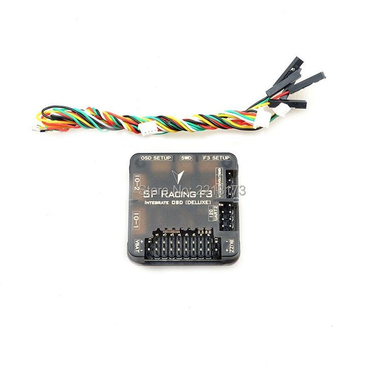 Dragon model Acro  Deluxe Version PRO SP Racing F3 Flight Controller Integrate OSD with  for DIY Quadcopter FPV Multicopter micro minimosd minim osd mini osd w kv team mod for racing f3 naze32 flight controller