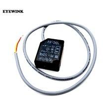 5 개/몫 새 버전 E18 D80NK 50nk 광전 센서 조정 가능한 적외선 장애물 회피 감지 스위치