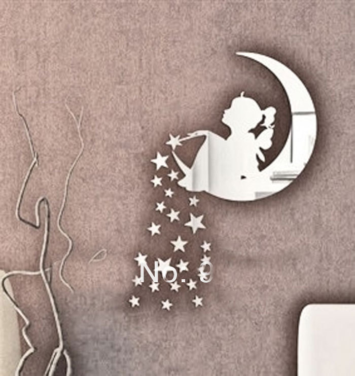 wall decor stars inarace - Star Wall Decor