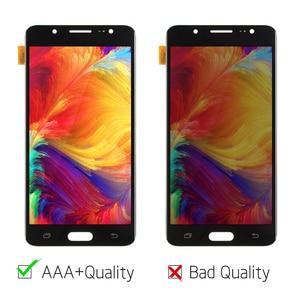 Image 3 - Samsung Galaxy J5 2016 Ekran J510 LCD SM J510F J510FN LCD ekran Ve dokunmatik ekranlı sayısallaştırıcı grup Ile Yapıştırıcı Araçları