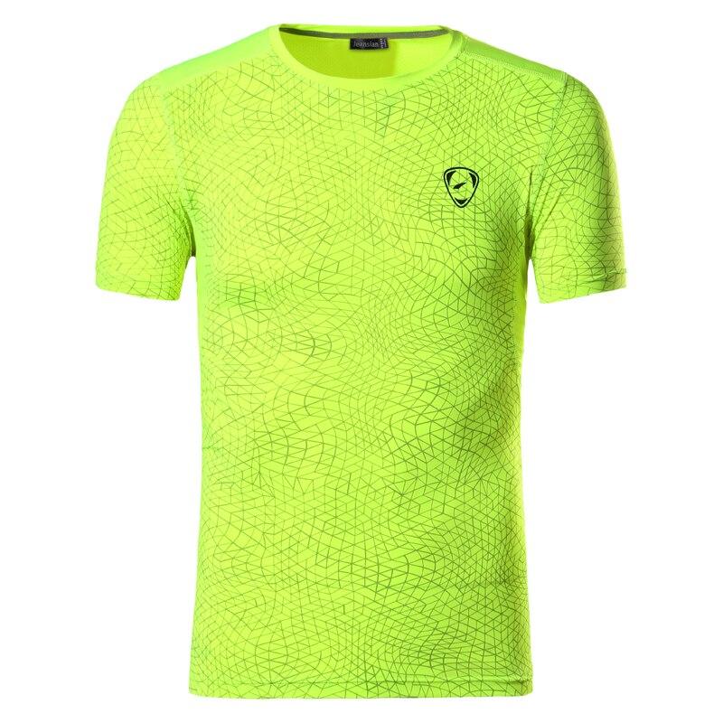 e364cfcf7a Designer de nova Chegada 2018 Homens Verão Camiseta Casual Secagem rápida  Slim Fit Camisas Tops   T Tamanho S M L XL LSL185