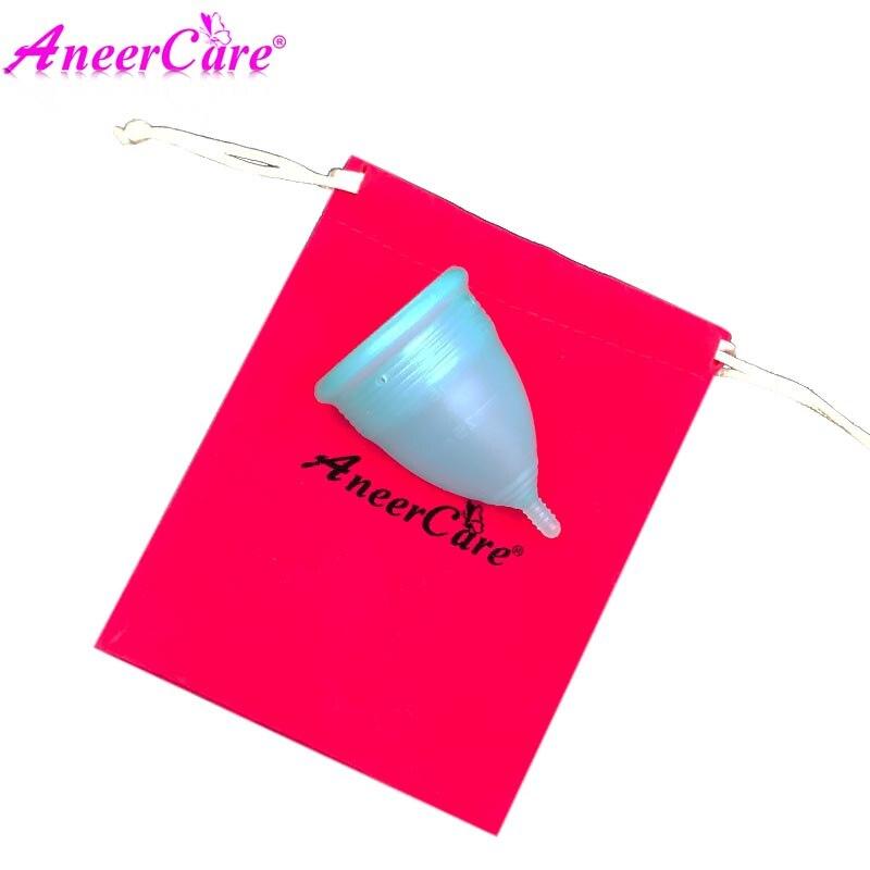 1 Unids Productos de Higiene Femenina Copa Menstrual Copa Médica de - Cuidado de la salud - foto 3