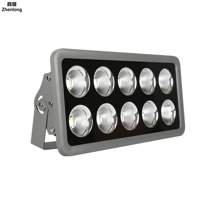 Led Flood Light Outdoor Spotlight Floodlight 600w 400w 100w 50w Wall Washer Lamp Reflector IP66 Waterproof Garden AC85-265V lamp led flood light 100w 2 x 50w led floodlight spotlight flood lamp wall washer outdoor ac85 265v 7000 8000lm new design