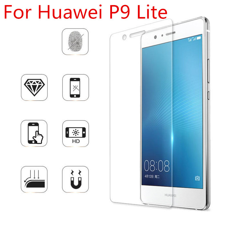 Transparent Screen Protector For Huawei P9 Lite 2016 P8 Lite P10 Plus Y6 II Tempered Glass For Honor 4C Pro 6 7 Protective FilmTransparent Screen Protector For Huawei P9 Lite 2016 P8 Lite P10 Plus Y6 II Tempered Glass For Honor 4C Pro 6 7 Protective Film
