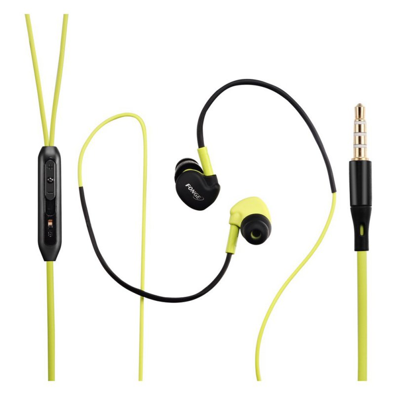 Original 3.5mm In-Ear Sport Earphones Earbuds Stereo Super Bass Headset with MIC for iPhone For Samsung MP3 MP4 wholesale 3 5mm in ear earphones earbuds with mic