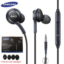 For Samsung Earphone Original Wired Earphones Sport Headset in ear Earbuds For Samsung Galaxy S6 S8 S9 iphone xiaomi headphones