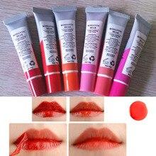 6Pcs Long Lasting Peel Off Lipstick