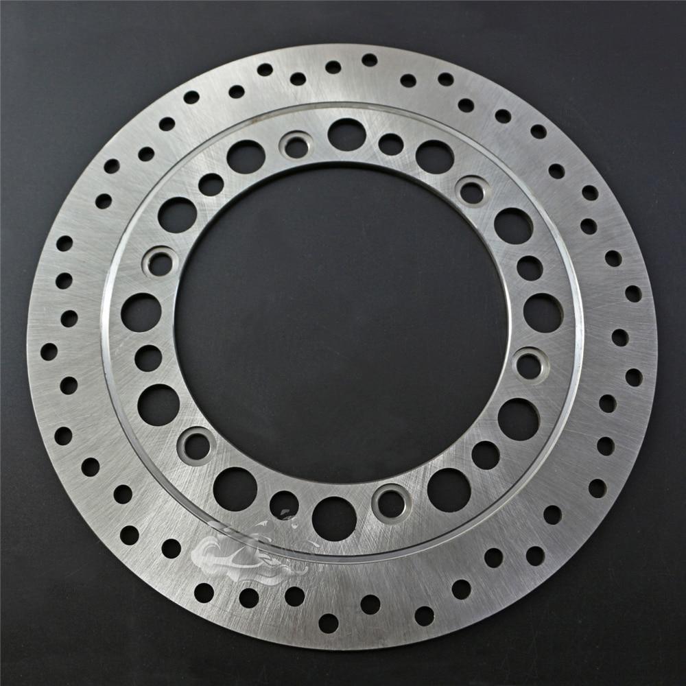 Rear Brake Disc Rotor For Honda CBR150 CBR400 500F 600F 750 XRV650 CB700 CB1100 VF700F 750S 1000F VFR400 VFR700 VFR750 PC800