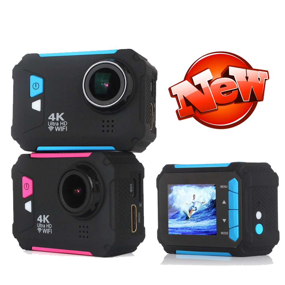 High Definition Portable Action Camera Waterproof WiFi 1.5 Inch Screen 1080p Video DV Camera Sports DV Camera f10 gopro mini sports camera video recorder full hd 1920 1080p 30fps waterproof 30m camera with1 5 inch high definition screen