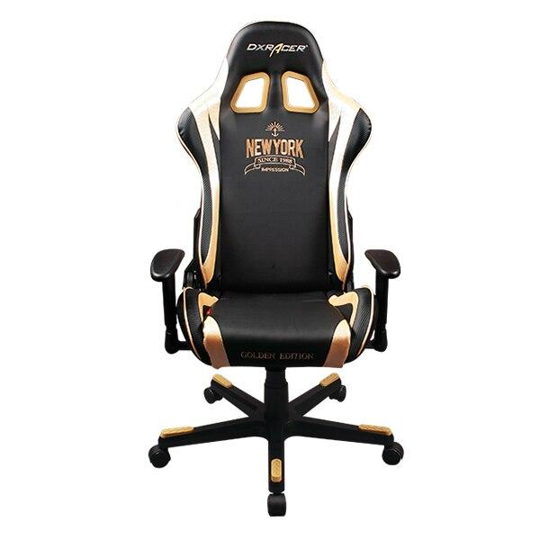 Dxracer F Nyc New York Impression Computer Chair Home Turn Ergonomic Reclining Gaming