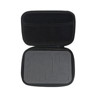 Image 5 - اطلاق النار إيفا صغيرة حجم عمل كاميرا صندوق تخزين حالة ل GoPro بطل 8 7 6 5 SJCAM SJ7 Xiaomi يي 4K لايت h9 الذهاب برو 7 6 5 التبعي