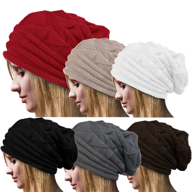 Mode accessoires Motorhaube Femme Frauen Twist Muster Hut ...