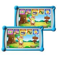 Детские планшеты, B. B. PAW 7 дюймов 1 г + 8 Android 6,0 планшеты с 120 обучения и обучение Apps 2 пакеты