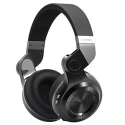 Bluedio T2+ Bluetooth headphones wireless Bluetooth 4.1 headset Hurrican Series foldable headphone support tf card fm radio