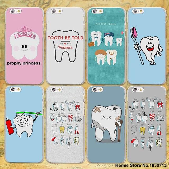 custodia iphone denti