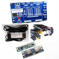 Free Shipping III New Upgrade TV LCD LED TEST TOOL KIT SET LCD LED LVDS Screen