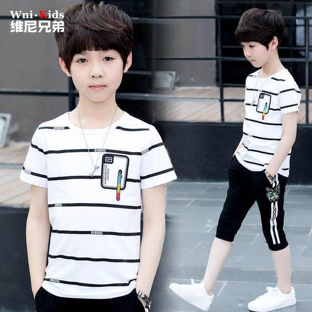 4385410e6 Online Shop 4-14T Baby Boy Clothes Full Sleeve Kids Clothing Casual ...
