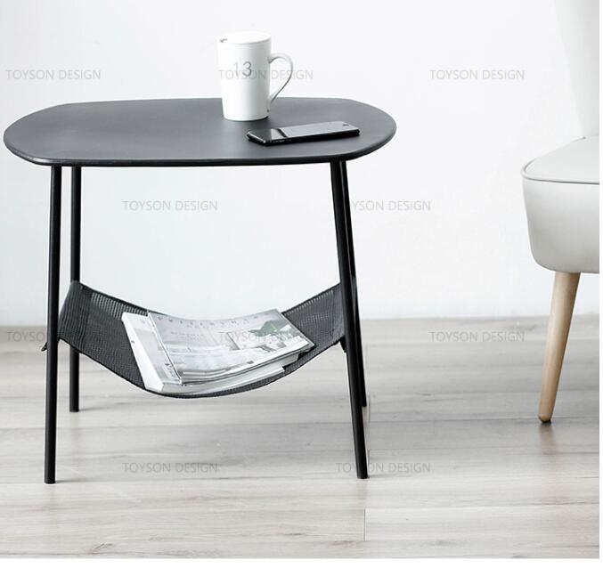 American Sofa A Few Sitting Corner A Few Phone Side Simple Side Table  European Handrail Cabinet Small Tea Table Coffee Table .