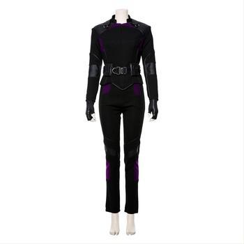 Agentes de S.H.I.E.L.D. cosplay Quake Daisy Johnson traje de Cosplay traje de mujeres niñas traje Halloween carnaval disfraces