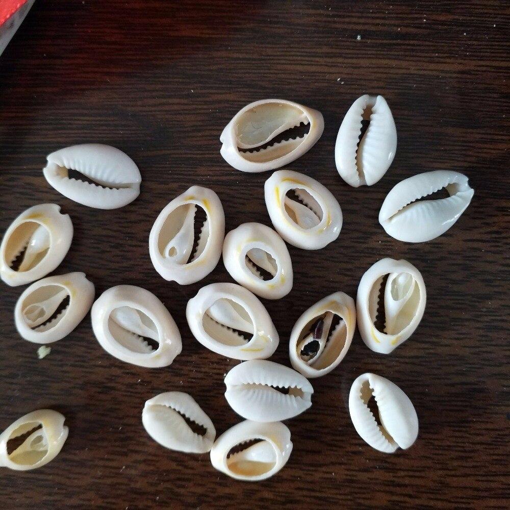 HappyKiss 1 kg naturel petites coquilles de conque jaune vis de riz décoration de ménage bricolage créatif matériel plate-forme coquillages