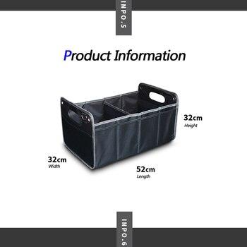 Organizador De Carga De Maletero   Caja De Almacenamiento De Maletero Plegable Organizador De Almacenamiento De Carga De Coche Para BMW F32 G30 F12 F13 F06 G11 G14 G15 F48 G01 G02