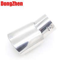Stainless Steel Auto Exhaust Muffler End Pipe Exhaust Systems Parts Fit For HONDA CRV 2012 Renault