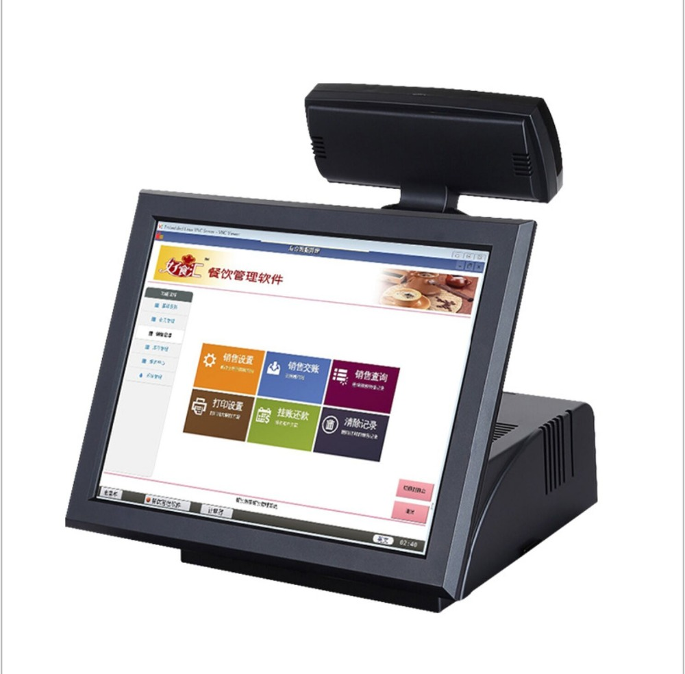 15 Inch Tablet Restaurant Pos Terminal/ Linux Pos System