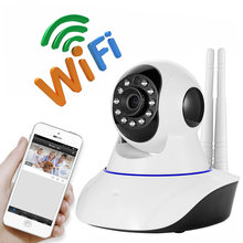 720P 1080P PTZ Wifi IP CCTV Camera Surveillance Smart Camera Indoor Baby Monitor Wireless Cameras Night Vision Two Way Audio