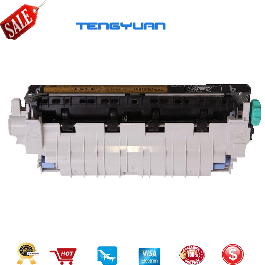 New original for HP4345 LJ-4345/4345MFP Fuser Assembly RM1-1043 RM1-1043-000 RM1-1043-000CN (110V) RM1-1044 RM1-1044-080CN compatible new hp3005 fuser assembly 220v rm1 3717 000cn for lj m3027 m3035 p3005 series 5851 3997