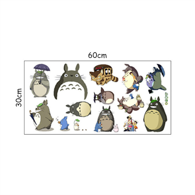 Totoro Stickers