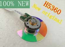 NEW Original Projector Color Wheel for Acer H5360 Free Shipping